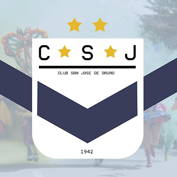 Rediseño del escudo de San José de Oruro