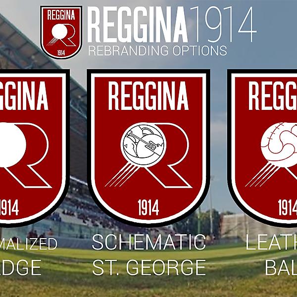 Reggina1914 - choose the badge