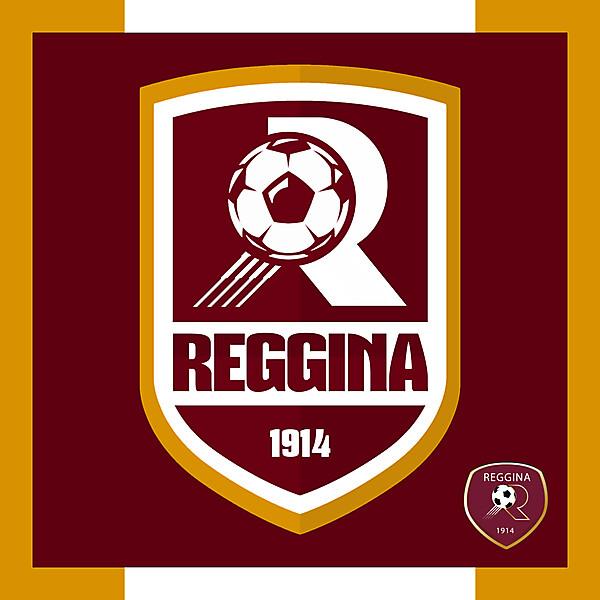 Reggina - Redesign