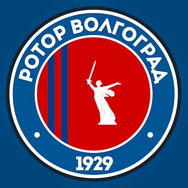 Rotor (Volgograd) Redisign