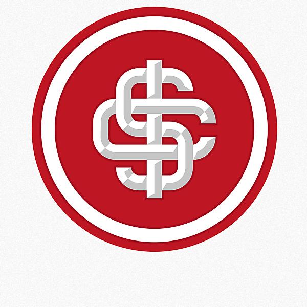S. C. Internacional - Brazil - redesign