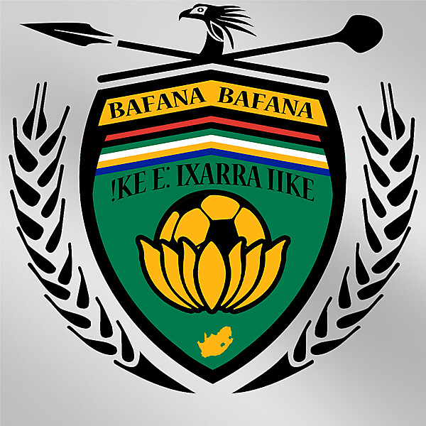 South Africa Crest