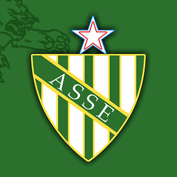 Saint-Étienne Crest Redesign