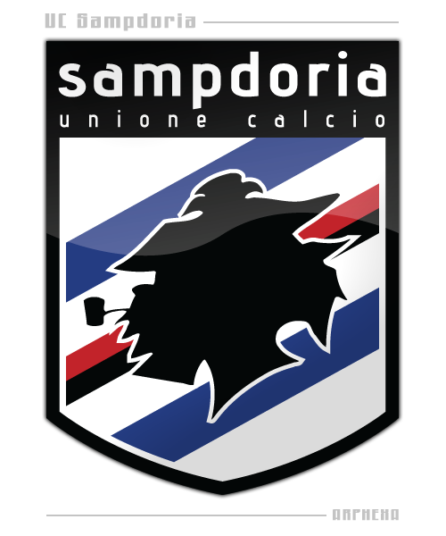 UC Sampdoria Crest