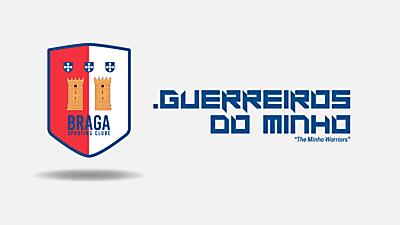 SC Braga Rebranding