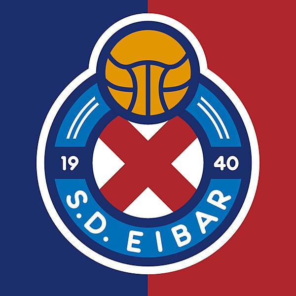 SD Eibar - Redesign