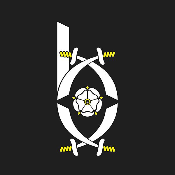 """Sheffield United alternative """" blades """" logo."""