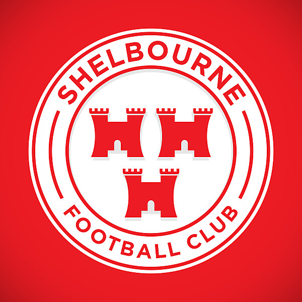 Shelbourne FC crest