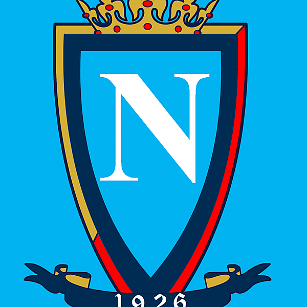 SSC Napoli New Crests