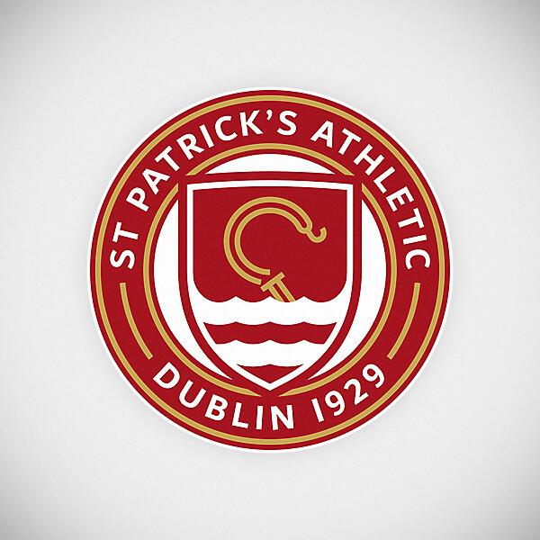 St Patrick's Athletic crest