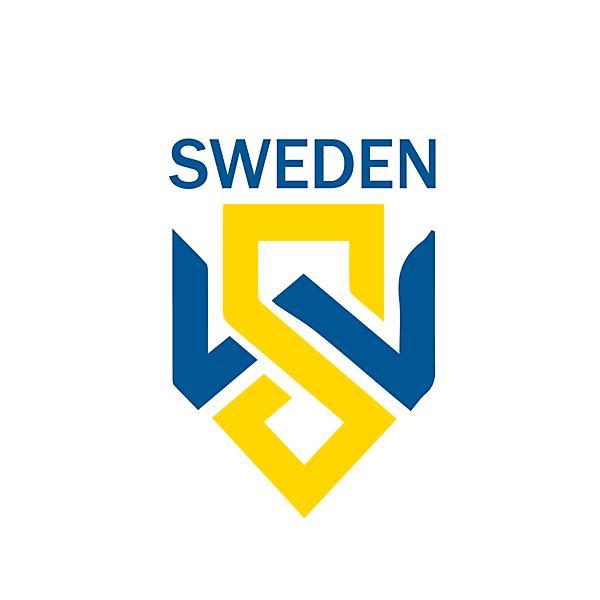 SWEDEN LOGO concept font