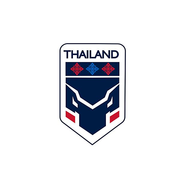 THAILAND LOGO FOOTBALL 2023