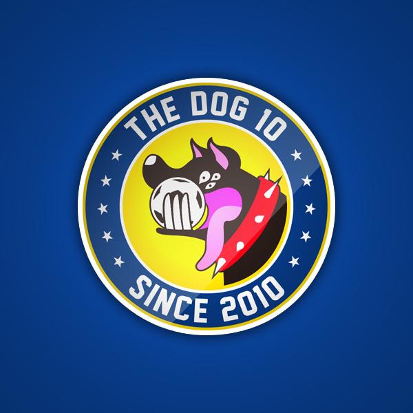 the dog 10