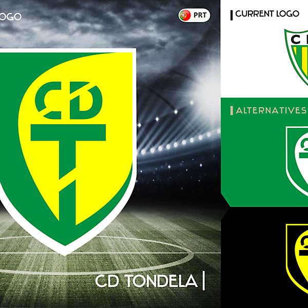 Tondela Rebrand