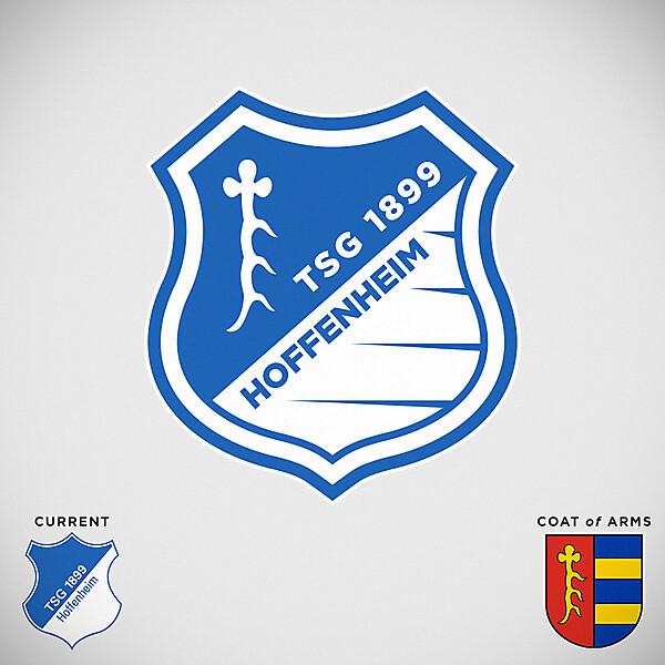 TSG 1899 Hoffenheim crest