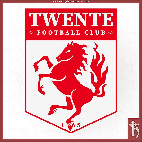 Twente FC - Redesign