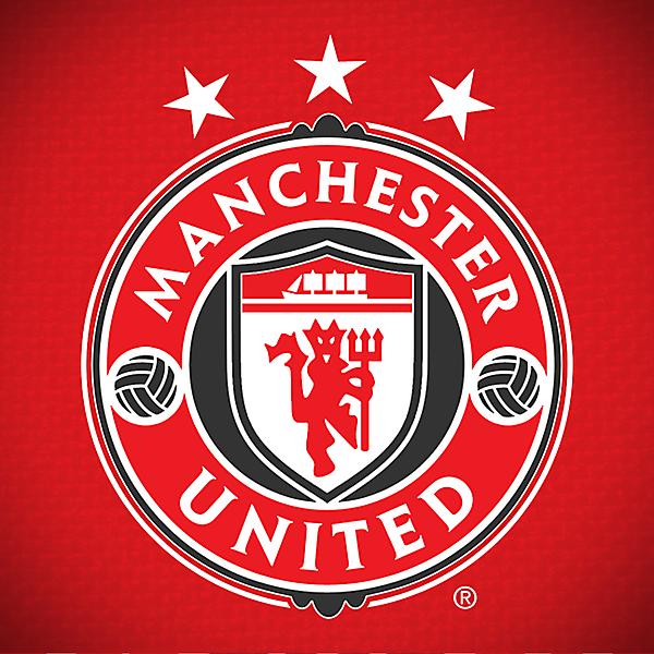 Manchester United Fantasy Crest