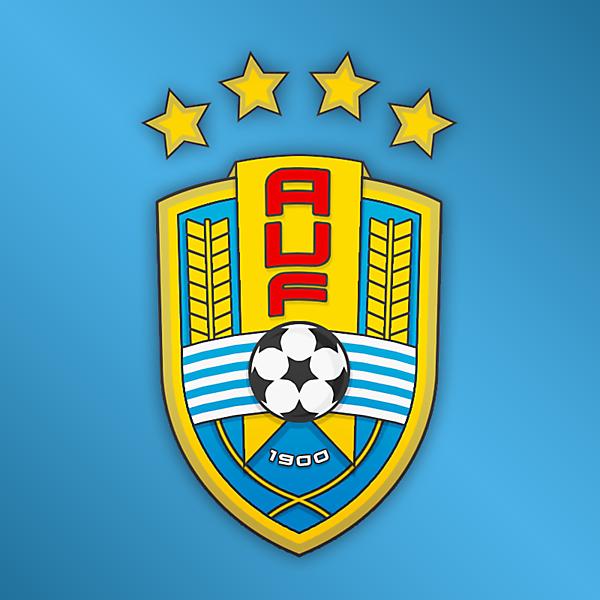Uruguay | Crest Redesign