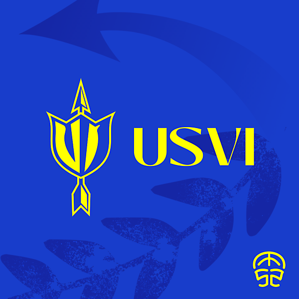 US VIRGIN ISLANDS FEDERATION LOGO