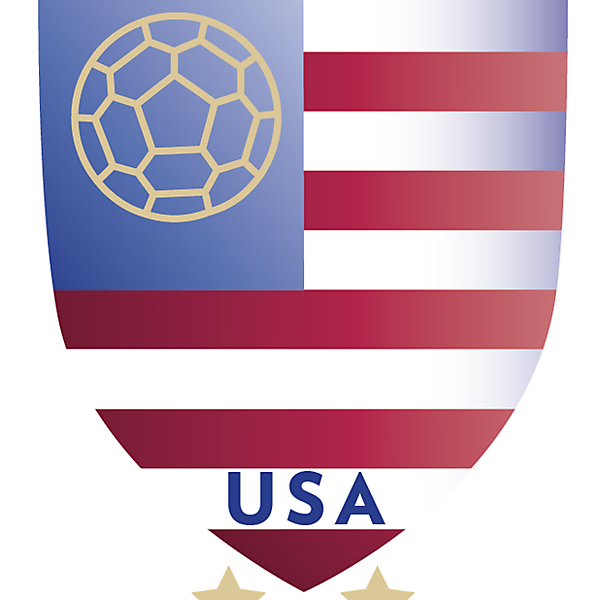 USA National Team Crest