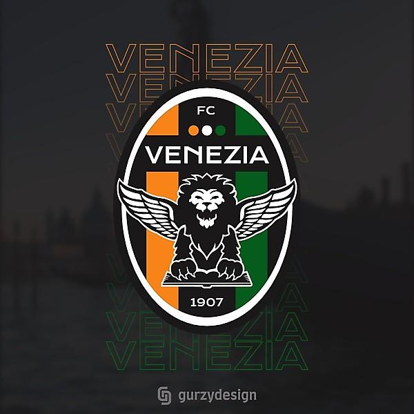 VENEZIA FC | CREST REDESIGN