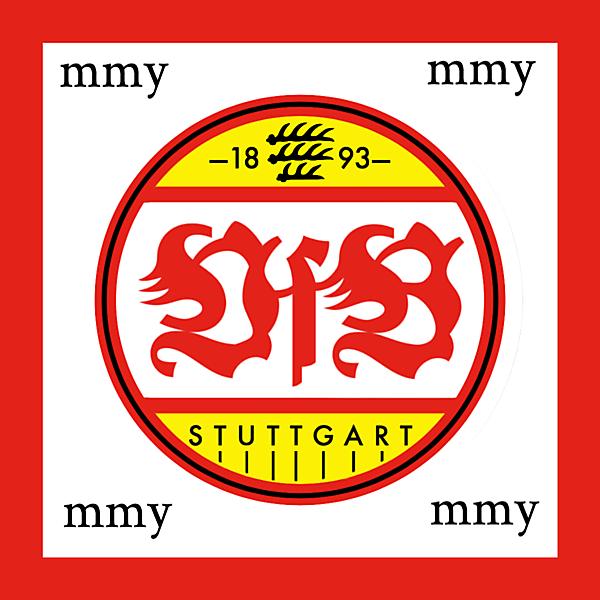 VfB Stuttgart Crest Redesign
