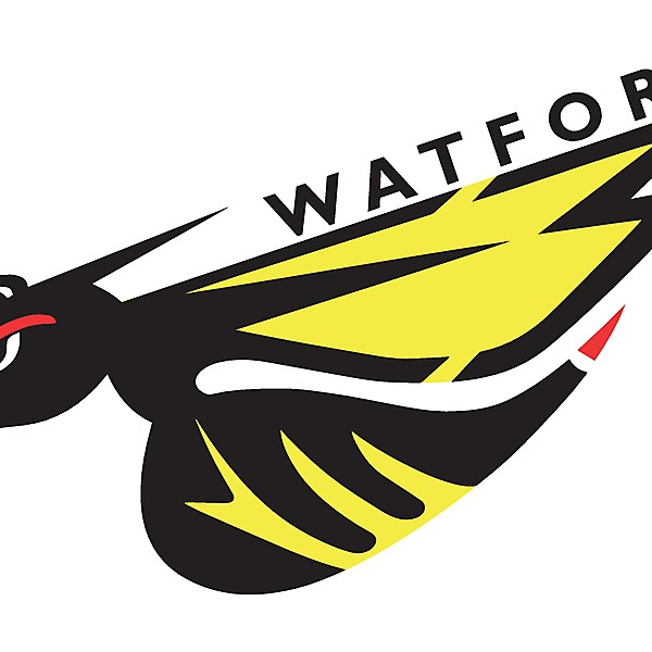 Watford rebrand