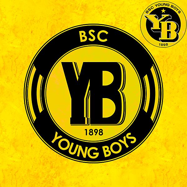 Young Boys logo redesign