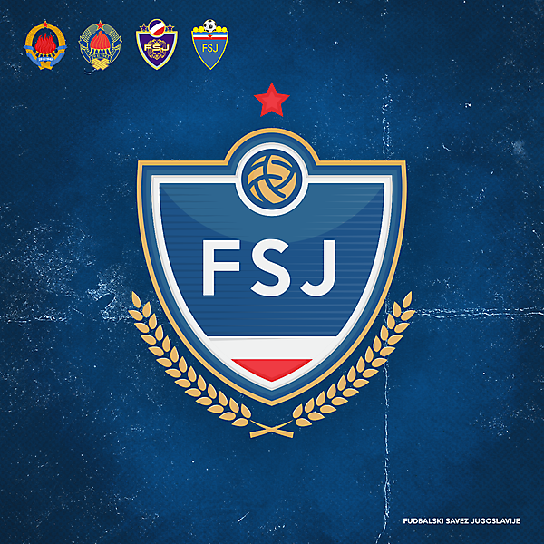 Yugoslavia national team logo