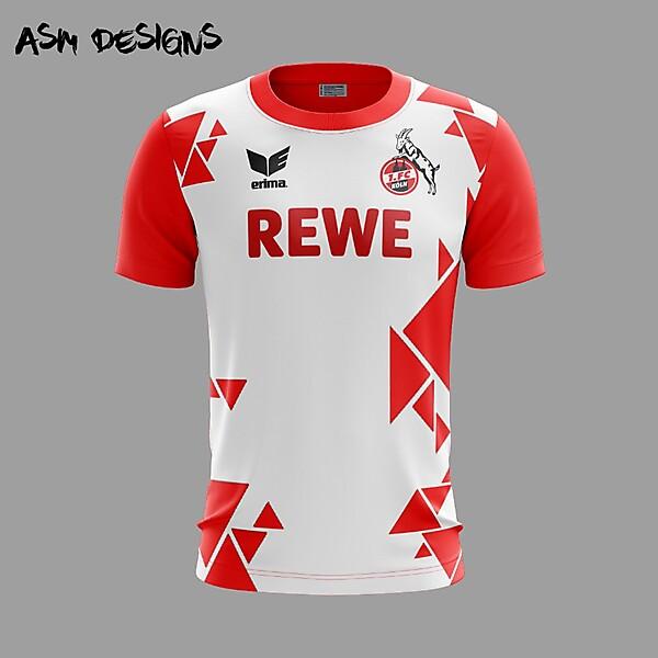 1. FC Köln  2018 Erima Home Kit