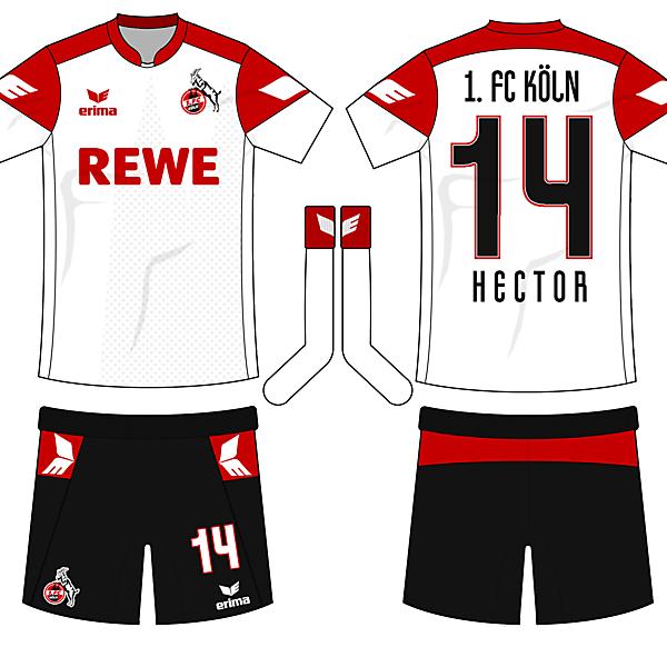1. FC Köln Away Kit