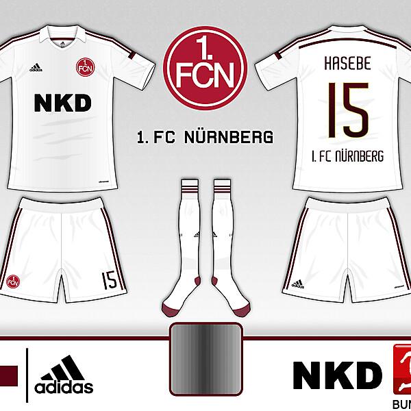 1. FC Nürnberg Away