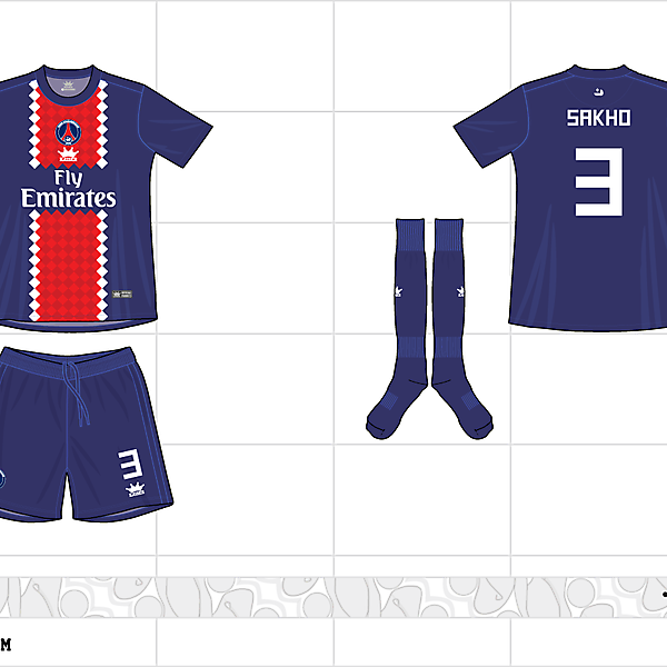 2012-13 psg home kit