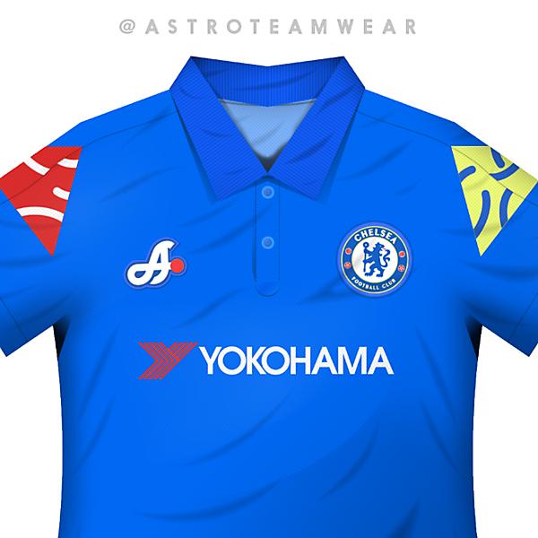 2018 Chelsea Home Shirt (ASTRO)