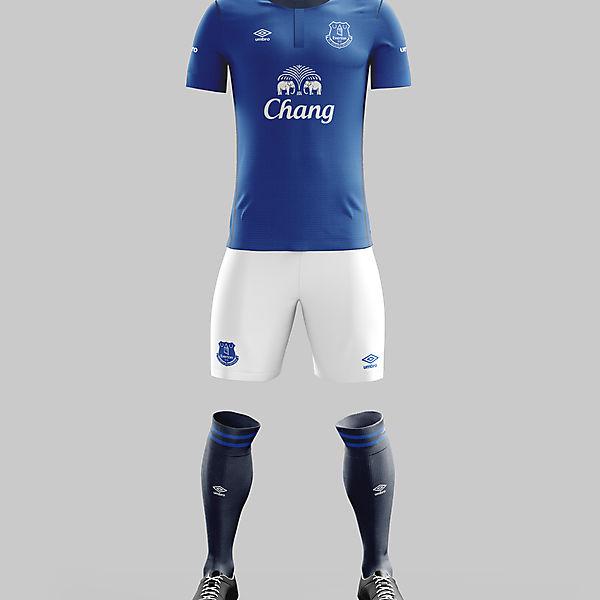 #24 Everton Home '14