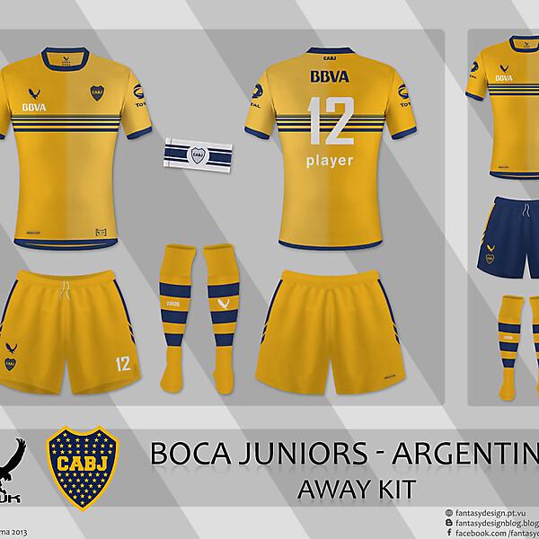 CA Boca Juniors (ARG)