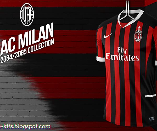 AC Milan fantasy kits
