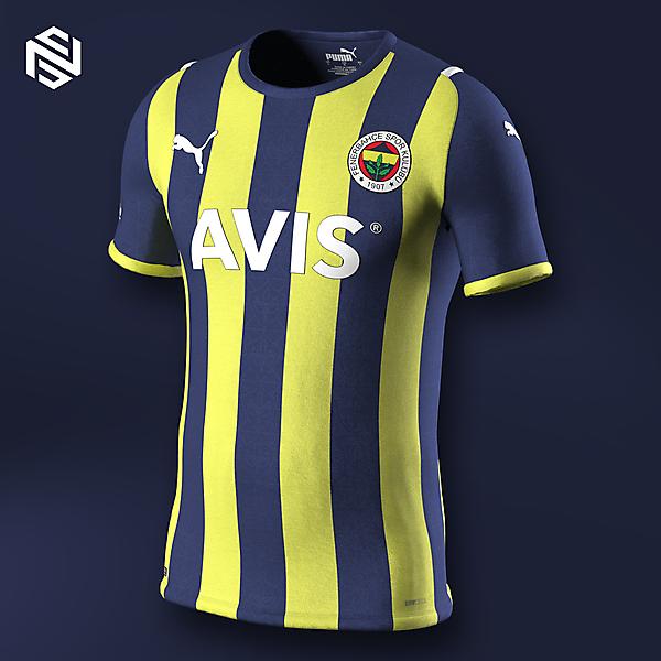 Fenerbahçe Home Concept x PNRL
