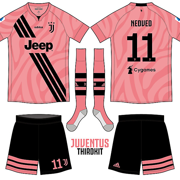 尤文图斯 Juventus_Third