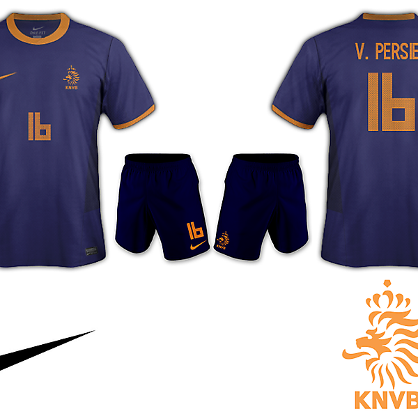 Netherlands Fantasy Away Kit