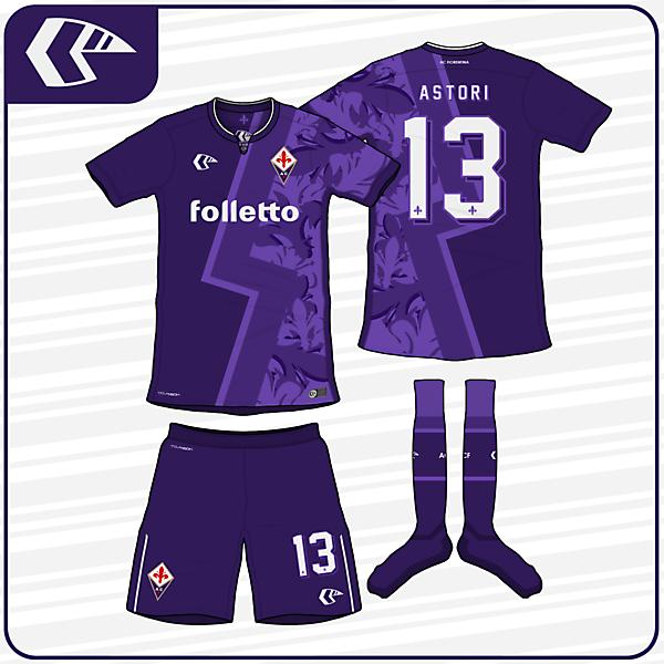 AC Fiorentina - Home Kit