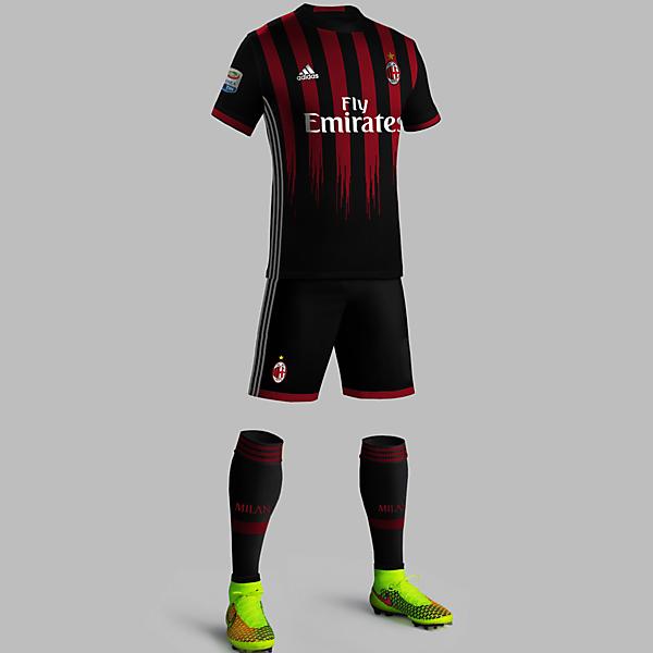 AC Milan 2016/17 v2