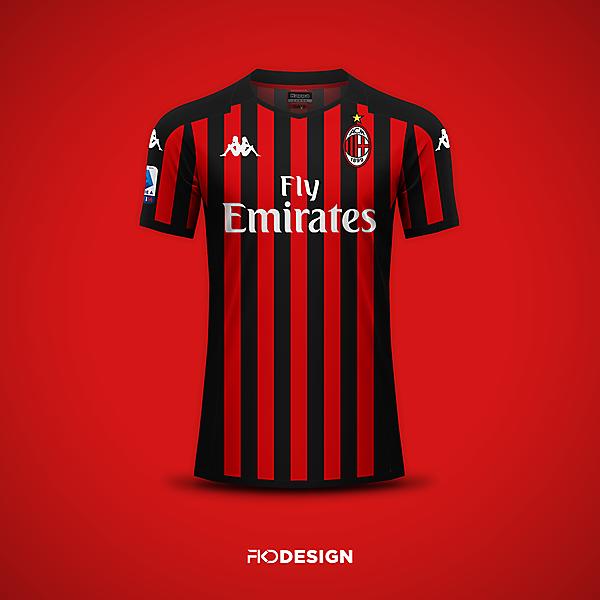 AC Milan | Kappa | Home