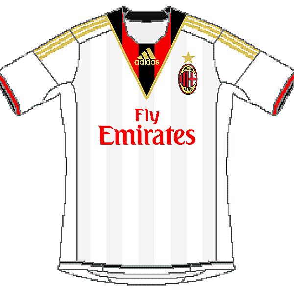AC Milan Adidas Away