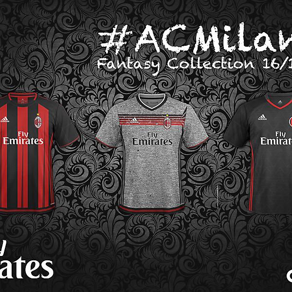 AC Milan Adidas Concept