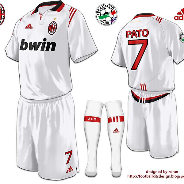 A.C. Milan fantasy away