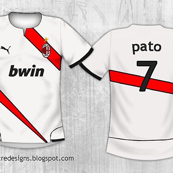 AC Milan Away