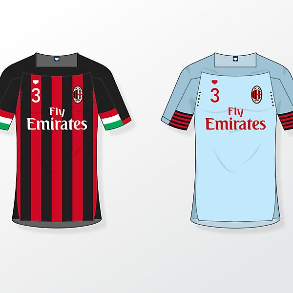 AC Milan [fantasy kits]