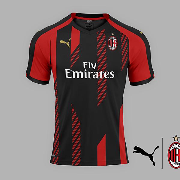 AC Milan home concept