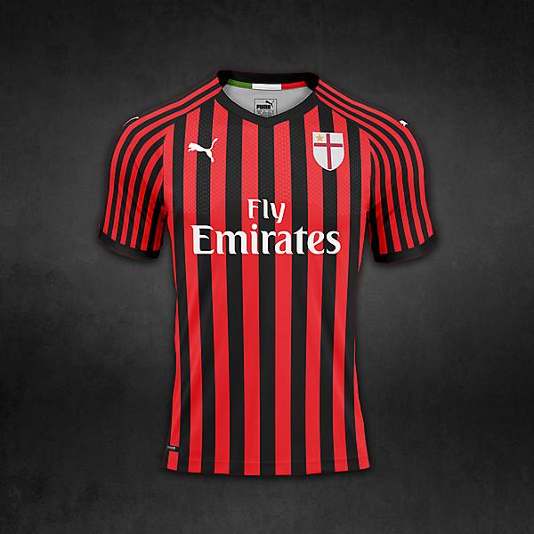 AC Milan Home Concept Kit